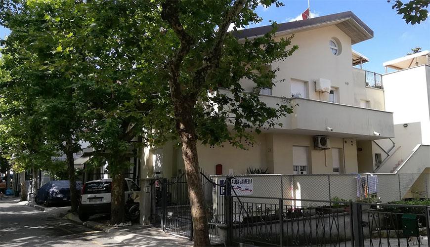 Appartamento Camelia Cattolica